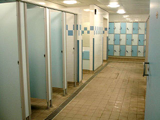 Riddings Pool Changing Rooms ... Part 41